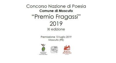 Premio Fragassi 2019 – XI Edizione
